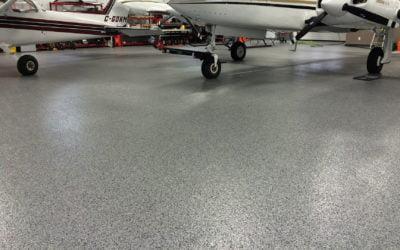 Garage Floor Epoxy Coatings: New & Improved Flooring