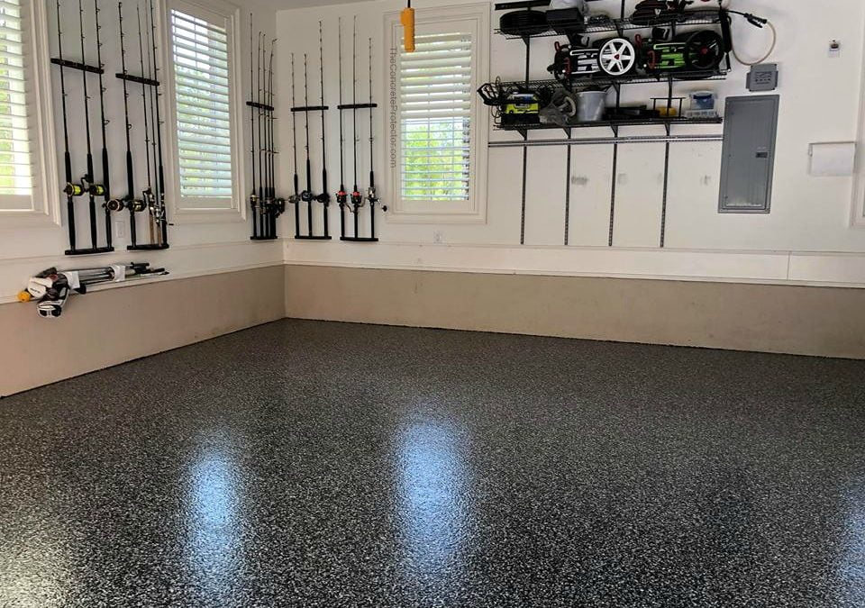 Benefits of Garage Floor Coating